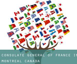 Consulate General of France in Montreal, Canada