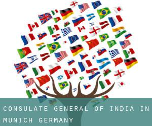 Consulate General of India in Munich, Germany