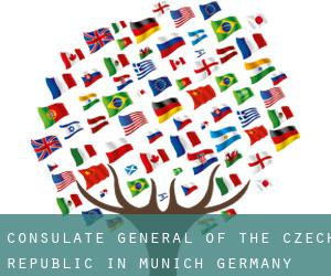 Consulate General of the Czech Republic in Munich, Germany