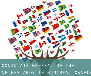 Consulate General of the Netherlands in Montreal, Canada
