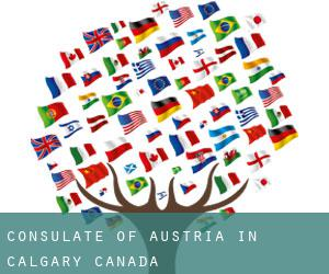 Consulate of Austria in Calgary, Canada