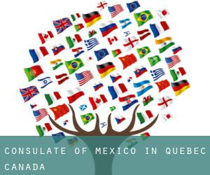 Consulate of Mexico in Quebec, Canada