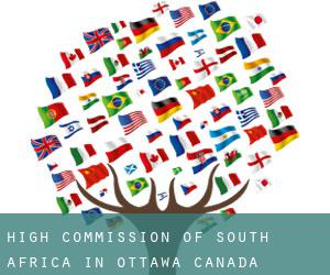 High Commission of South Africa in Ottawa, Canada