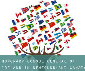 Honorary Consul General of Ireland in Newfoundland, Canada