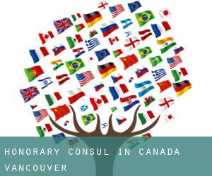 Honorary Consul in Canada (Vancouver)