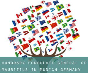 Honorary Consulate General of Mauritius in Munich, Germany
