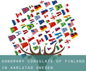 Honorary Consulate of Finland in Karlstad, Sweden