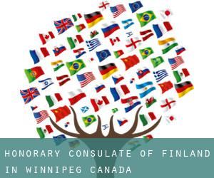 Honorary Consulate of Finland in Winnipeg, Canada