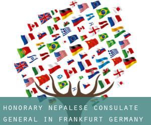 Honorary Nepalese Consulate General in Frankfurt, Germany